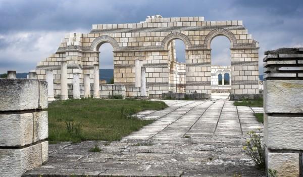 pliska-ruins