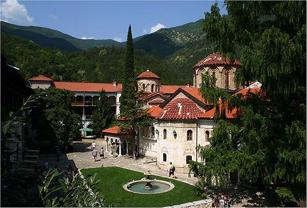 le monastère de Bachkovo