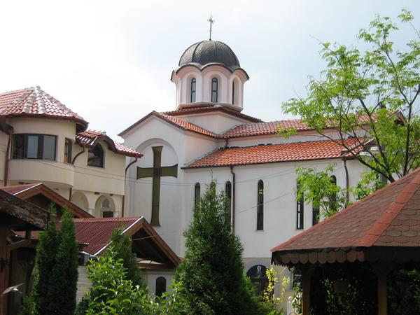 Манастир Св. Мина - София