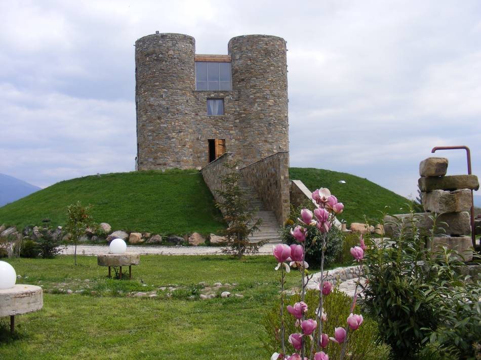Balkan Baltic tour - wine tour offer - cave Shato Kopsa