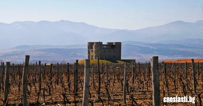 Balkan Baltic tour - wine tour offer - cave_Chateau_Copsa_View
