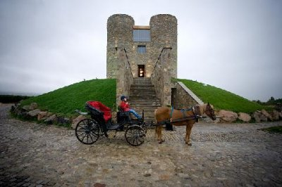 Balkan Baltic tour - wine tour offer - cave chetau_copsa_