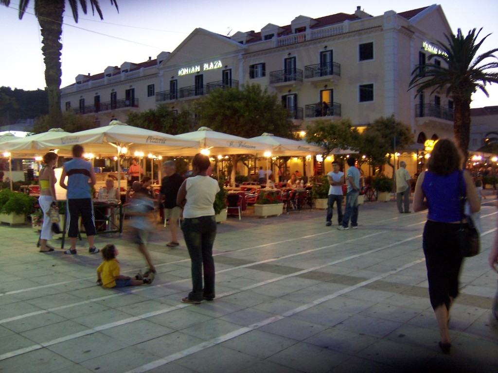 Square_Vallianos,_Kefalonia
