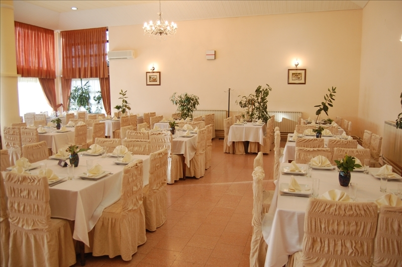 Hotel Klimetica-restaurant