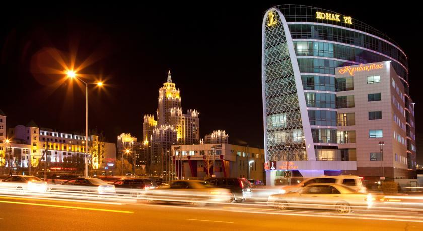 Jumb- Astana