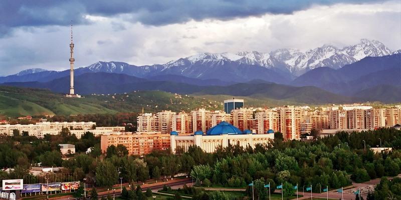 almatı-kazakistan