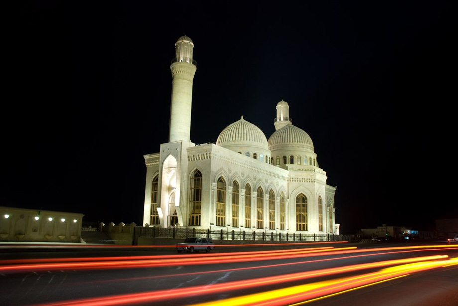 Bibi-Heybat-Mosque Baku
