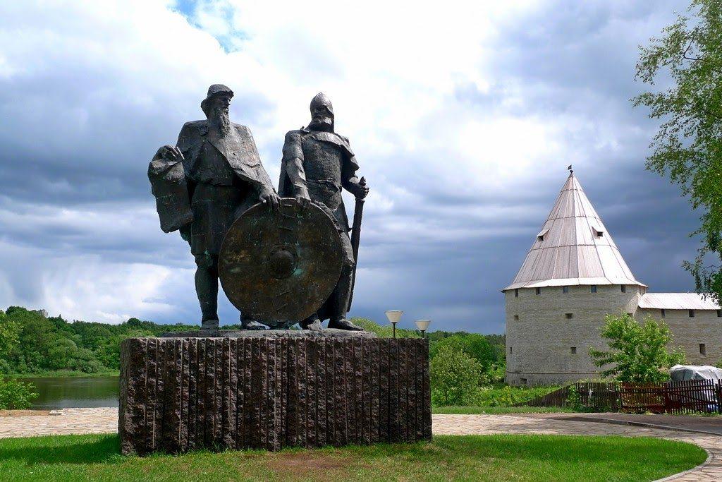 Staraia Ladoga 3