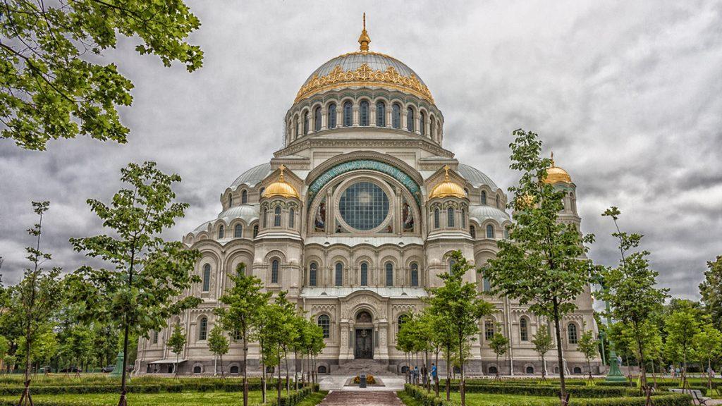 kronstadt- Morski sybor