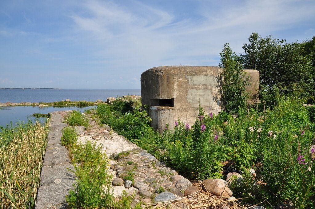 kronstadt -fort